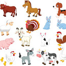 animal flashcard COLOURBOX9782403 2